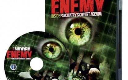 Psychiatry's covert agenda exposed in new documentary.