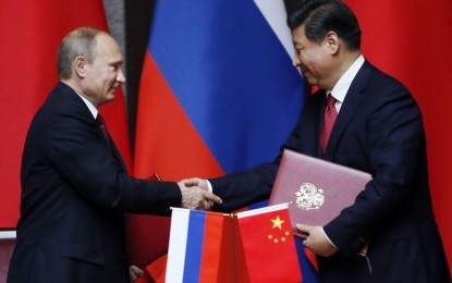 Gazprom signs monumental gas deal with China