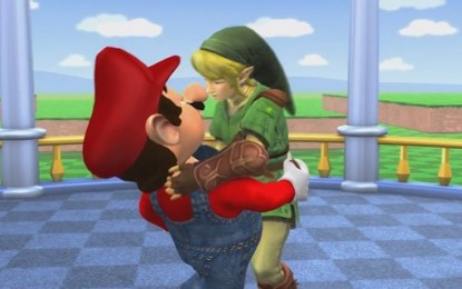 Nintendo Promises to Push Gay Agenda on Children