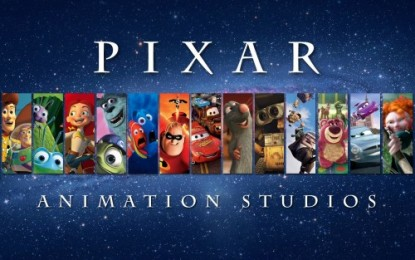 Pixar Artist Draws on Faith in the Studio.
