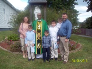 Barth Bracy - Barth and Family