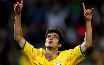 Brazilian Soccer Star Belongs to Jesus