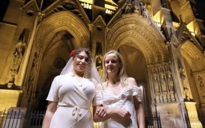 Presbyterians Redefine Marriage