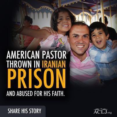 President Obama's Spiritual Advisor Raises Pastor Saeed Abedini's Case in Iran, Asks for Clemency