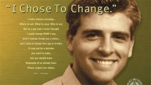 Standing Against Pediatric - I-Chose-Change-poster