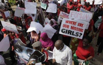U.S. Lawmakers Try to Reignite Outrage Over Kidnapped Schoolgirls