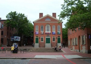 Old Town Hall Salem