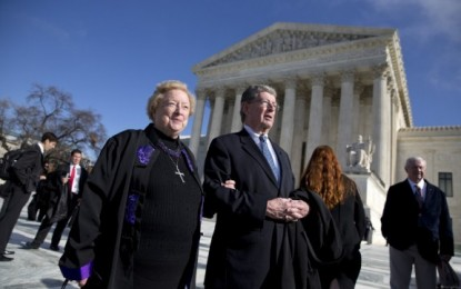 Pro-lifers Win Supreme Court Buffer Zone Case