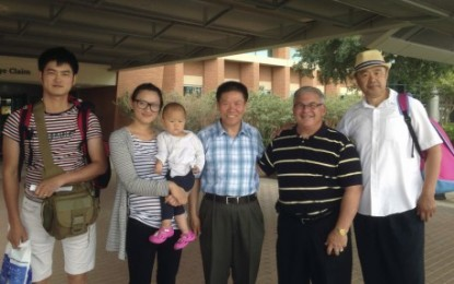 Texas Church Takes in Chinese Refugees