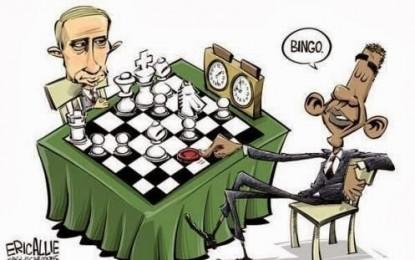 Guest Column by Vladimir Putin