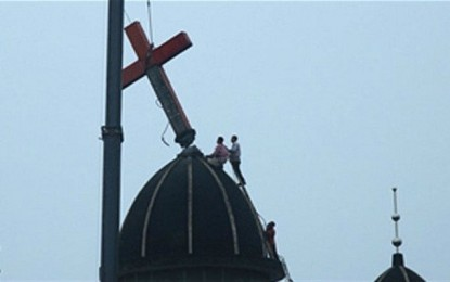 China's Crackdown on the Cross Spreads