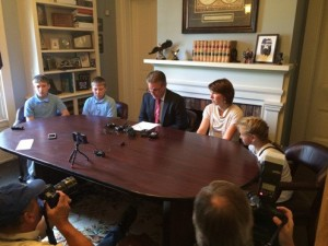 Jeffrey Edward Fowle's Family and lawyer plead for his release.