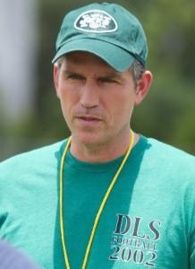 Jim Caviezel as Coach Lad