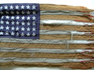 50 facts - American-Flag-Tattered