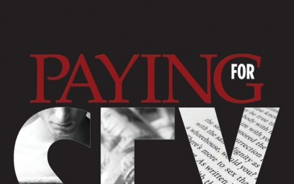 Author Tackles Pornography and Sexual Addiction in New Book, 'Paying for Sex'