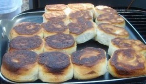 BURNED BISCUITS