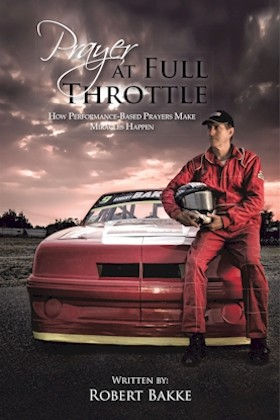 New Book 'Prayer at Full Throttle' 5 Straight Weeks Amazon Best Seller
