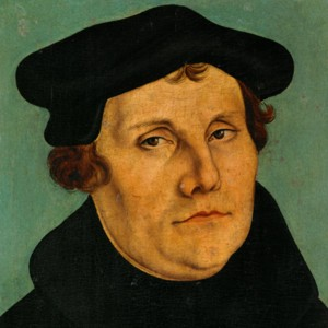 Protestantism's Birthday - Martin Luther