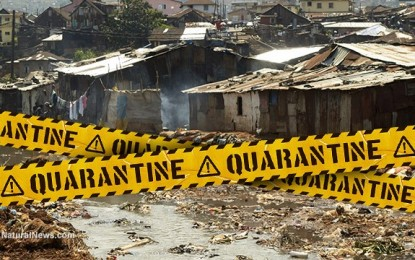 Sierra Leone's 6 million Residents Endure Mandatory Three-Day Confinement to Their Homes