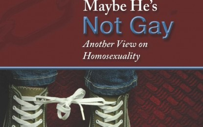 Study Guide Now Available for Book, 'Maybe He's Not Gay'