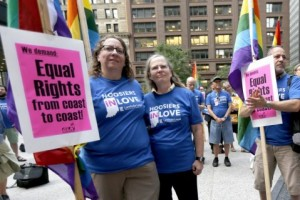 Traditional Marriage Laws Fall in Two More States