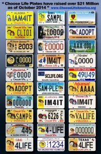 U.S. Supreme Court Must Resolve Clash Over Choose Life License Plates