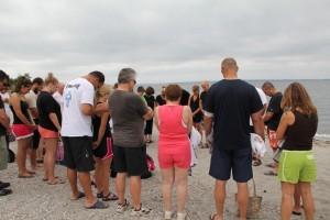 Water Baptism Gathering