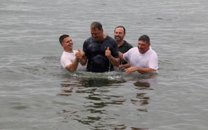 Water Baptism: A Reason to Celebrate!
