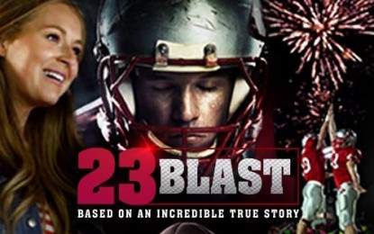 23 Blast, a Film of Tragedy and Hope, Darkness and Light