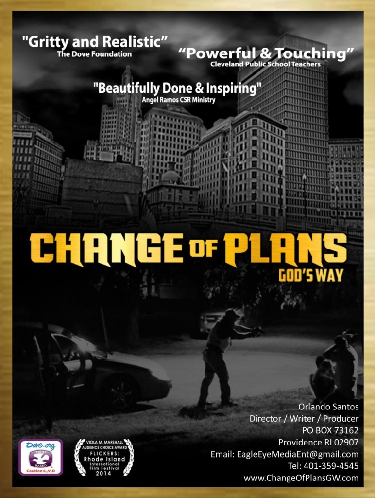 Change of Plans God's Way PRESS KIT-1