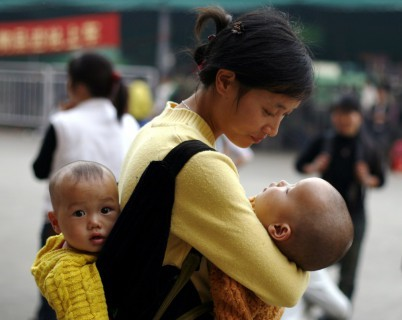 China Announces New Two-Child Policy