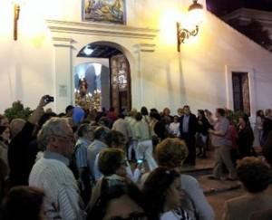 Church in El-Salvador