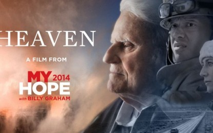 Heaven – A New Billy Graham Film