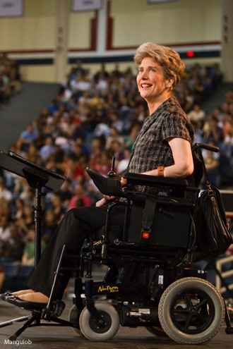 Joni Eareckson Tada: Suffering is Sacred