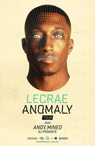 Lecrae on Tour: Sold Out and All In