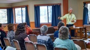NE Christian Writers Retreat2 -Cec Murphey
