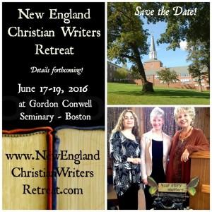 New England Christian Writers Retreat 2016 4
