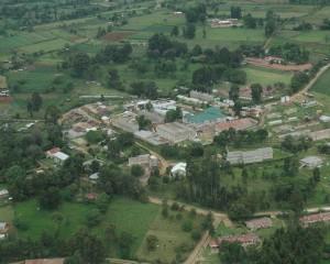 Tenwek Aerial View