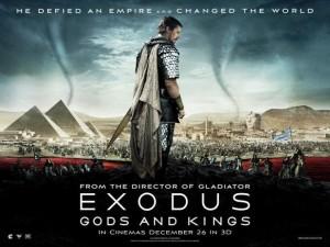 New movie exodus
