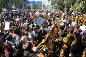 India's Christians Protest