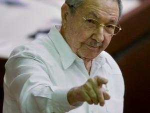 Regime Change - Raul Castro