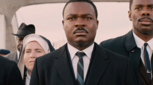 British actor David Oyelowo as Martin Luther King Jr