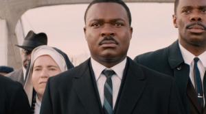 British actor David Oyelowo as Martin Luther King Jr