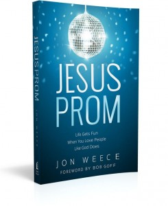 What One Pastor - jesus-prom