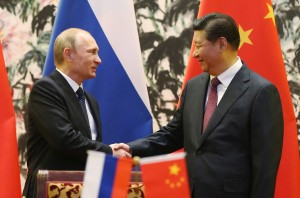 China and Russia Sign Historic Energy Deal