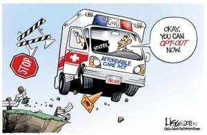 Year in Review - obamacare