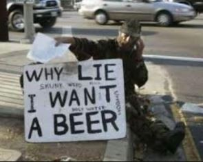Alcoholism - Why Lie