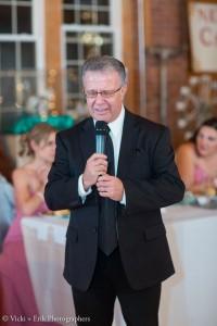 Pastor Dave Aucoin