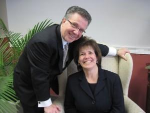Pastor Dave & Cindy Aucoin