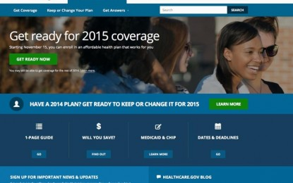 Healthcare.gov Sharing Personal Data with Other Websites